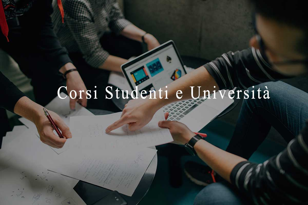 corsi per studenti e università