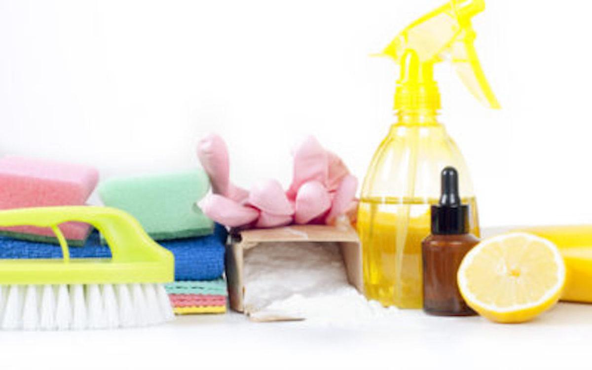 come pulire casa, i prodotti ecologici