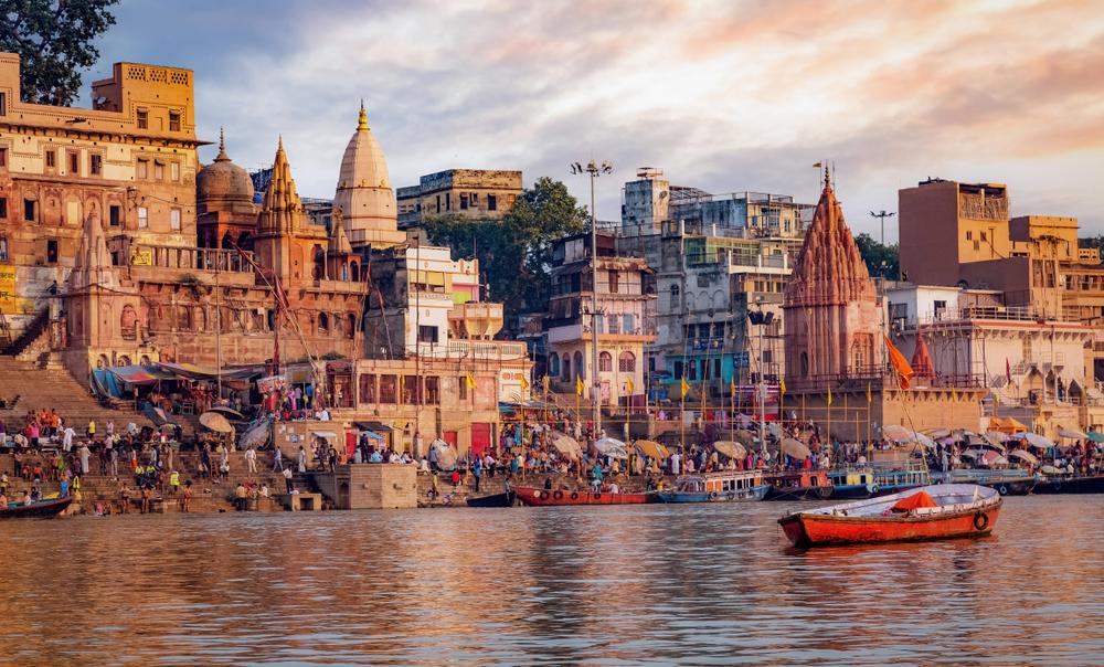 Città più antiche al mondo - Varanasi India