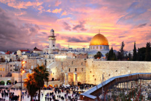 Città più antiche al mondo gerusalemme