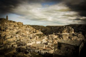 Matera the resilient city