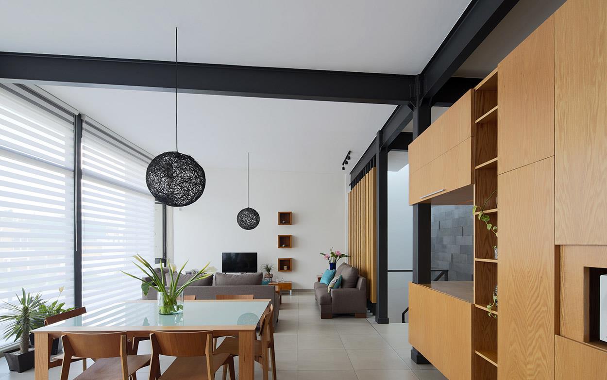 La casa di domani tra interior e lighting design habitante for Design del layout di casa