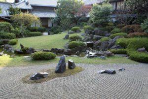 come realizzare un giardino zen