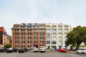 East Side Lofts Francoforte