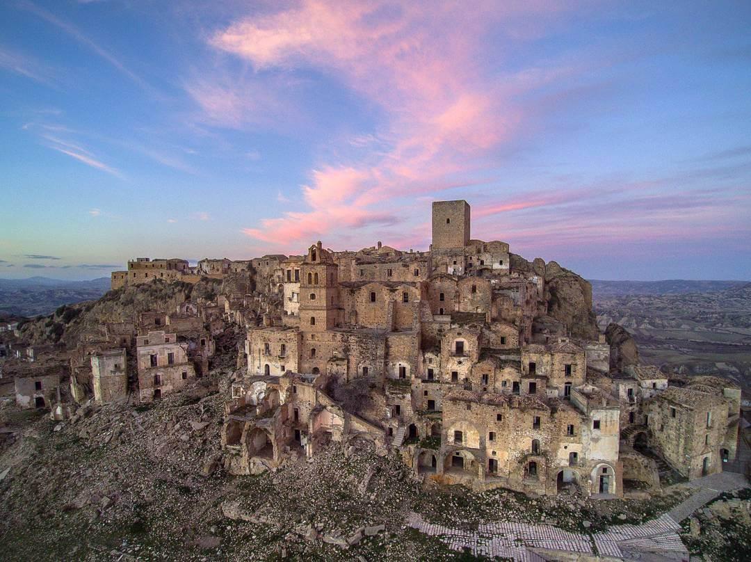craco il borgo abbandonato