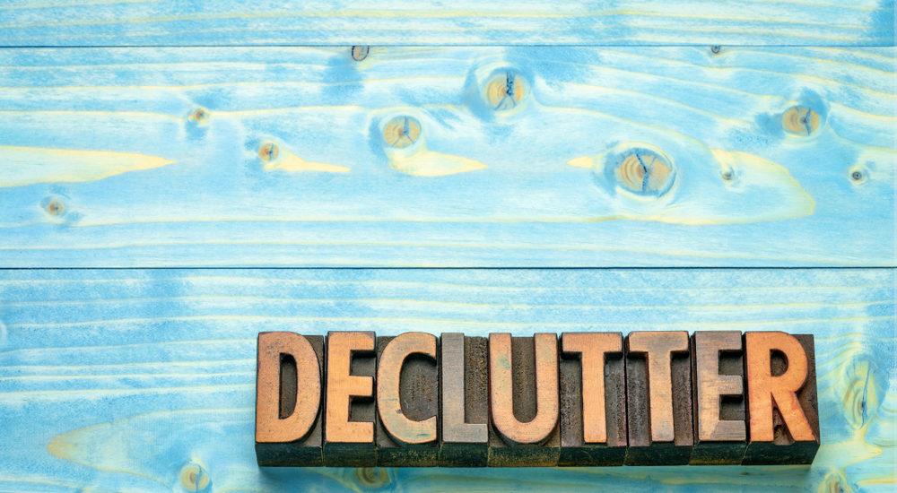 decluttering habitante