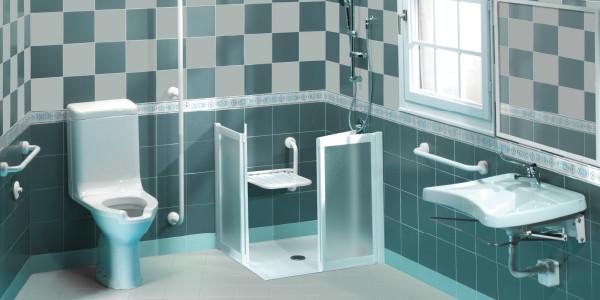 Il bagno accessibile a tutti guida alla progettazione di for Componenti d arredo moderni