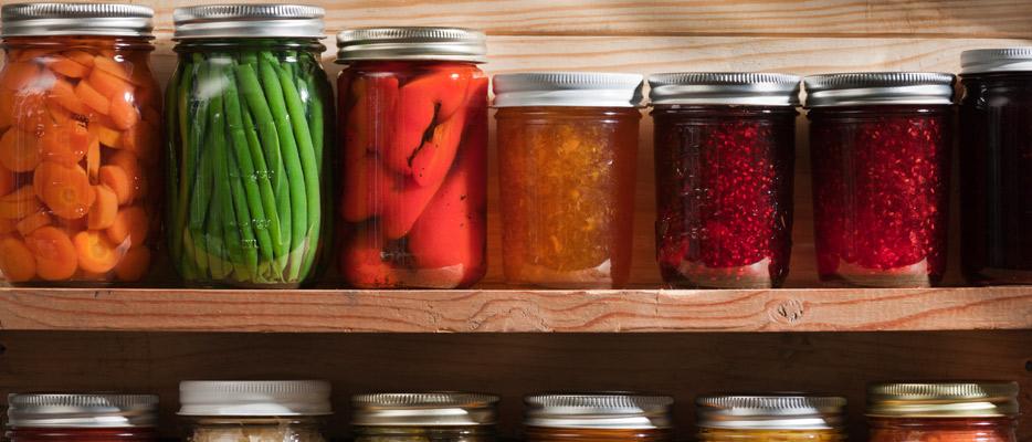 contenitori in vetro eco friendly