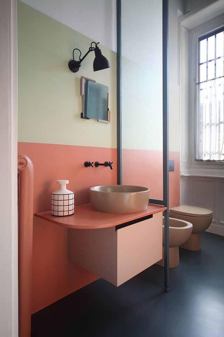 5 esempi di bagni moderni per case piccole e grandi for Esempi di case arredate