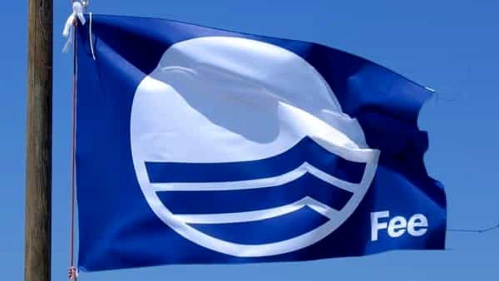spiaggia bandiera blu