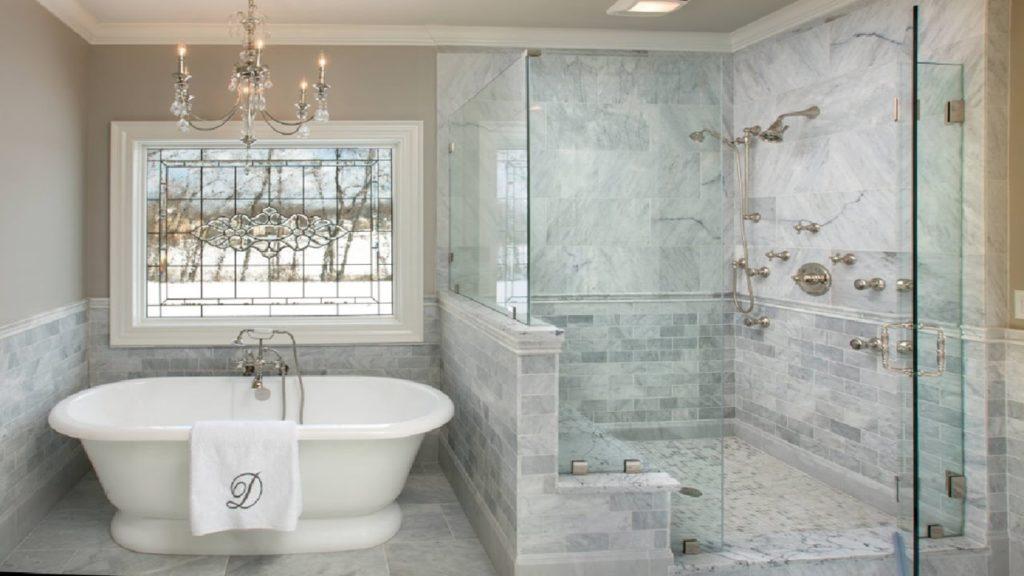 come creare un bagno a norma
