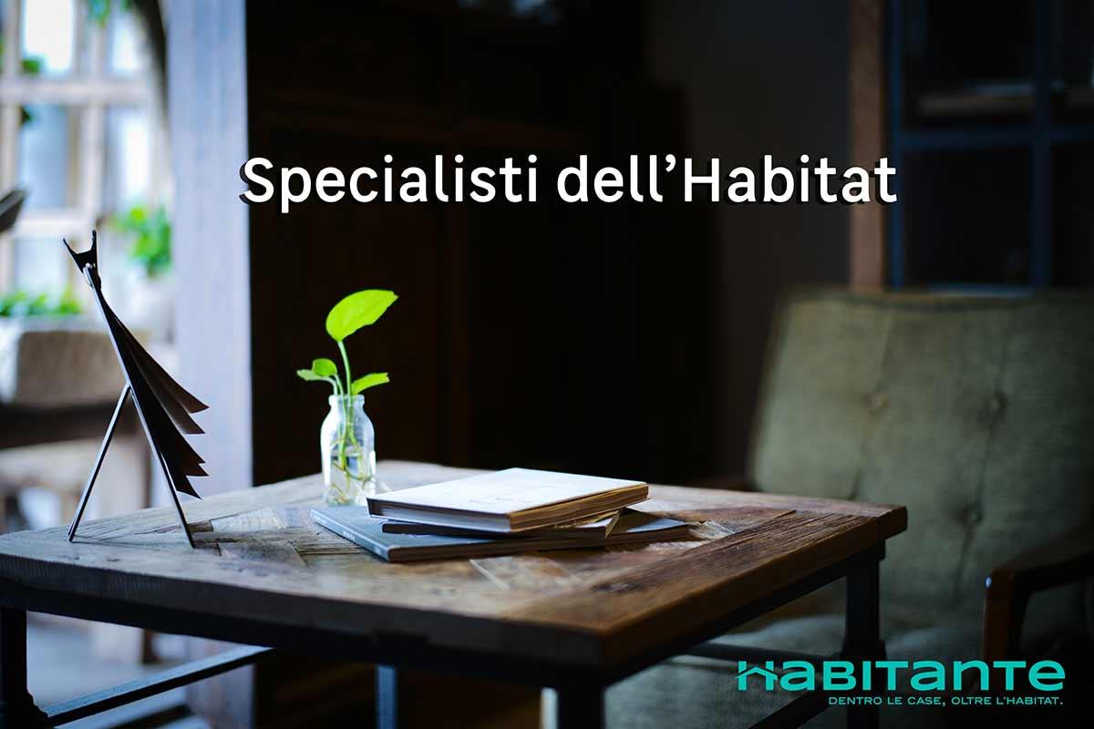 corsi specialisti del habitat
