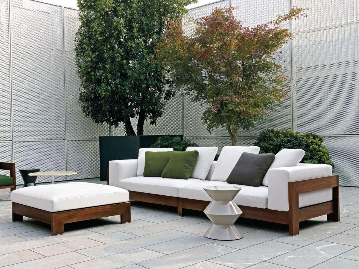 Il sof in giardino qualche consiglio per il divano outdoor - Consiglio divano ...