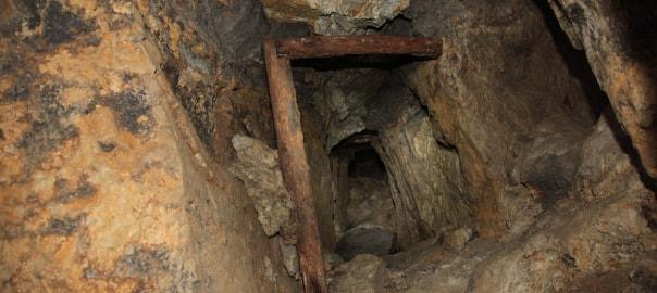 mistero dell'antro delle gallerie