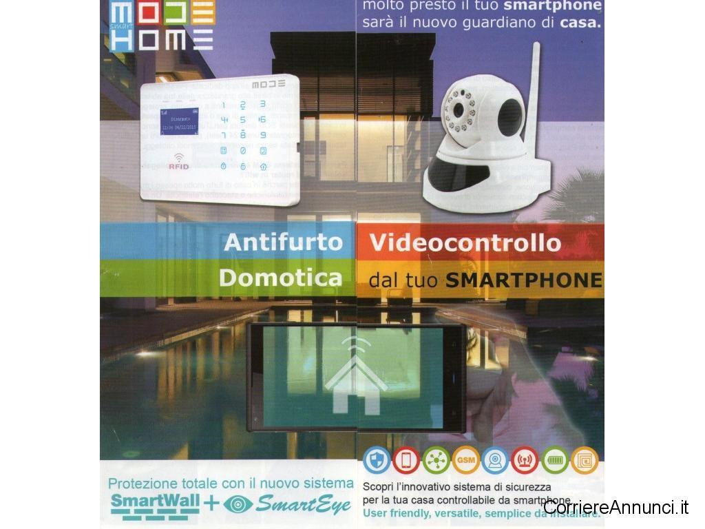 domotica sicurezza casa