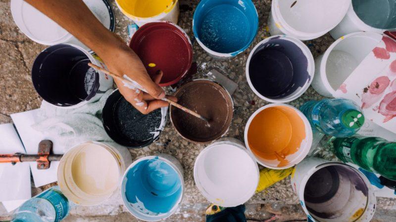 pitture e vernici come scegiere?