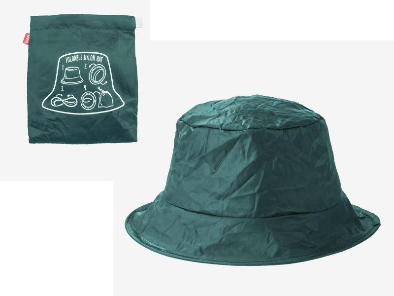 cappello antipioggia