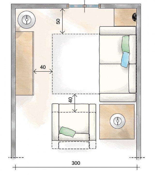 come misurare divano letto