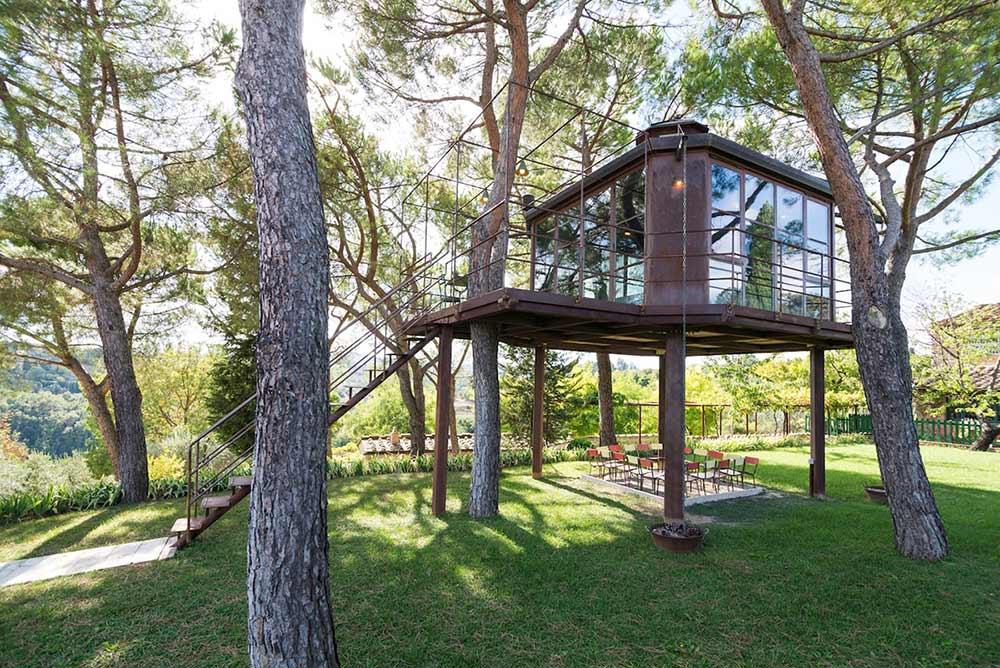 Case stravaganti per le vacanze airbnb ne consiglia cinque for Case stravaganti