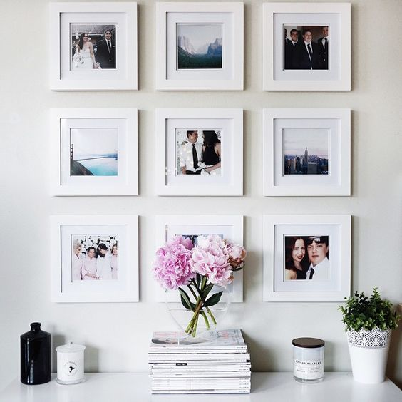 gallery wall home decor