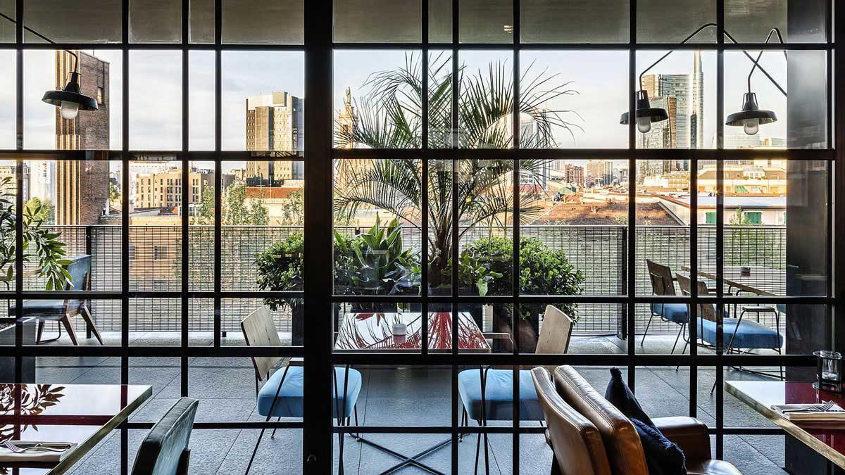 i migliori ristoranti di design a milano