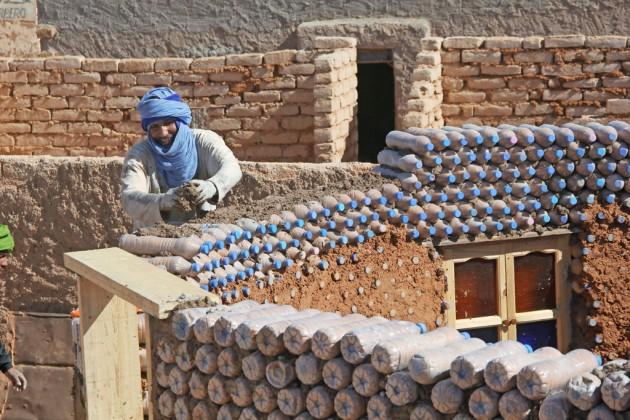 abitazioni emergenza sahara