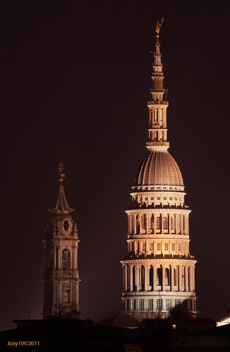 cupola della Basilica di San Gaudenzio di Novara