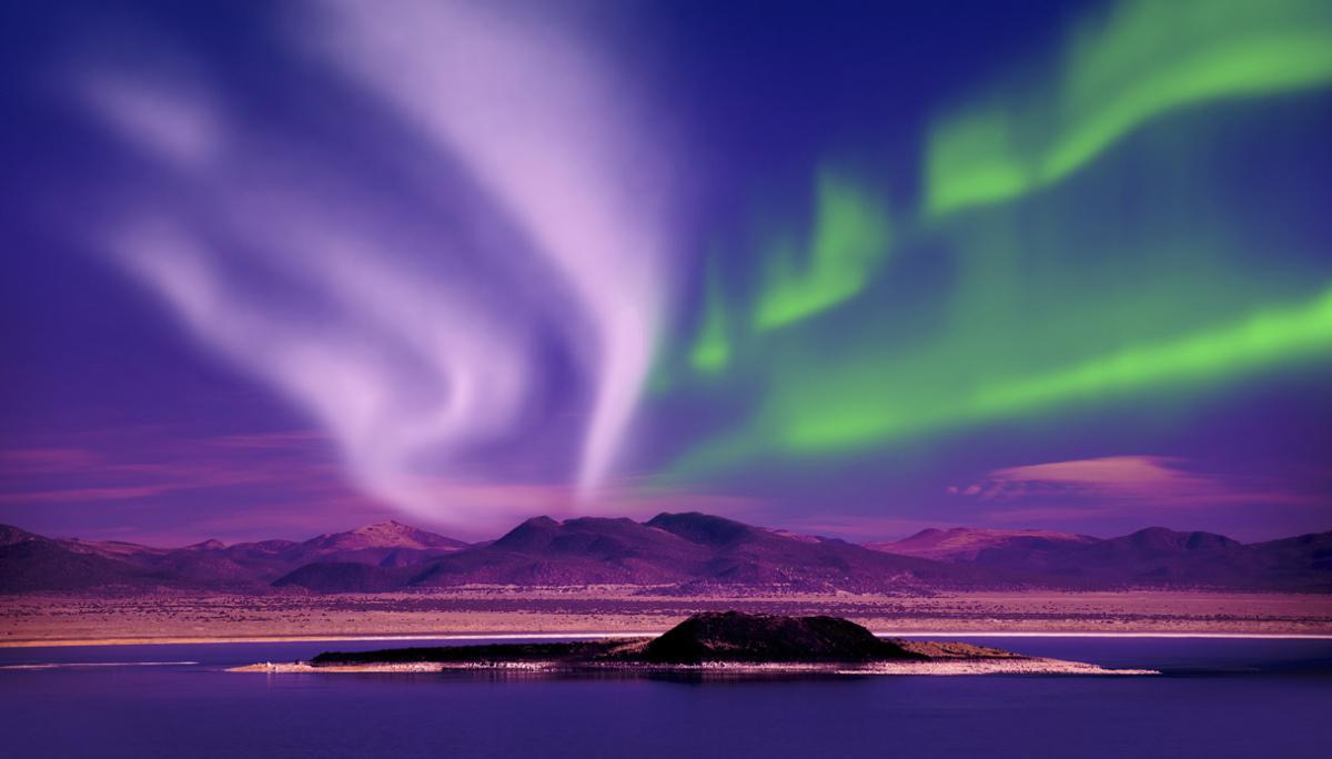 aurore boreali finlandesi