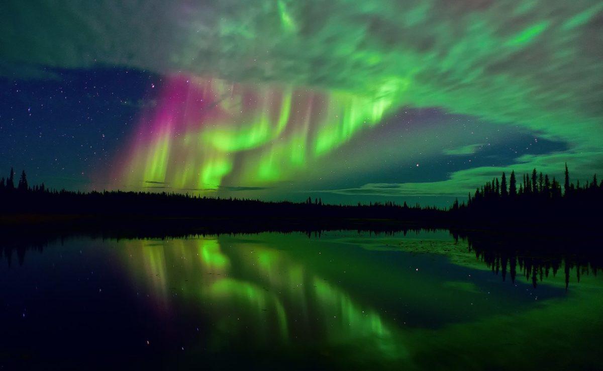aurore boreali