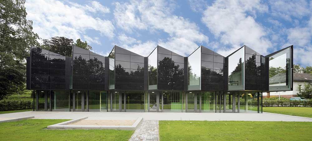 edificio fotovoltaico