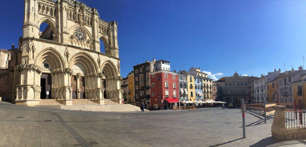 Cuenca Cattedrale