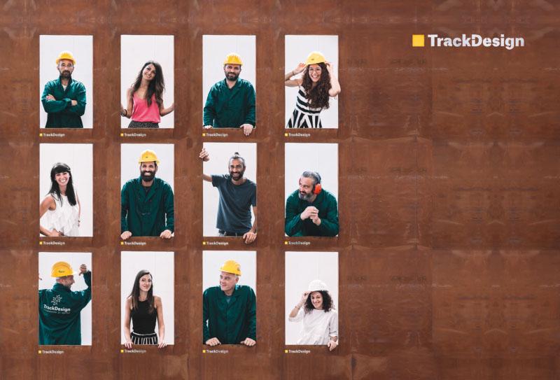Il team di Trackdesign