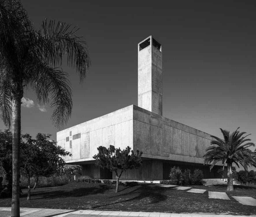Elisa Valero, Chiesa a Playa Granada (2015-2016)
