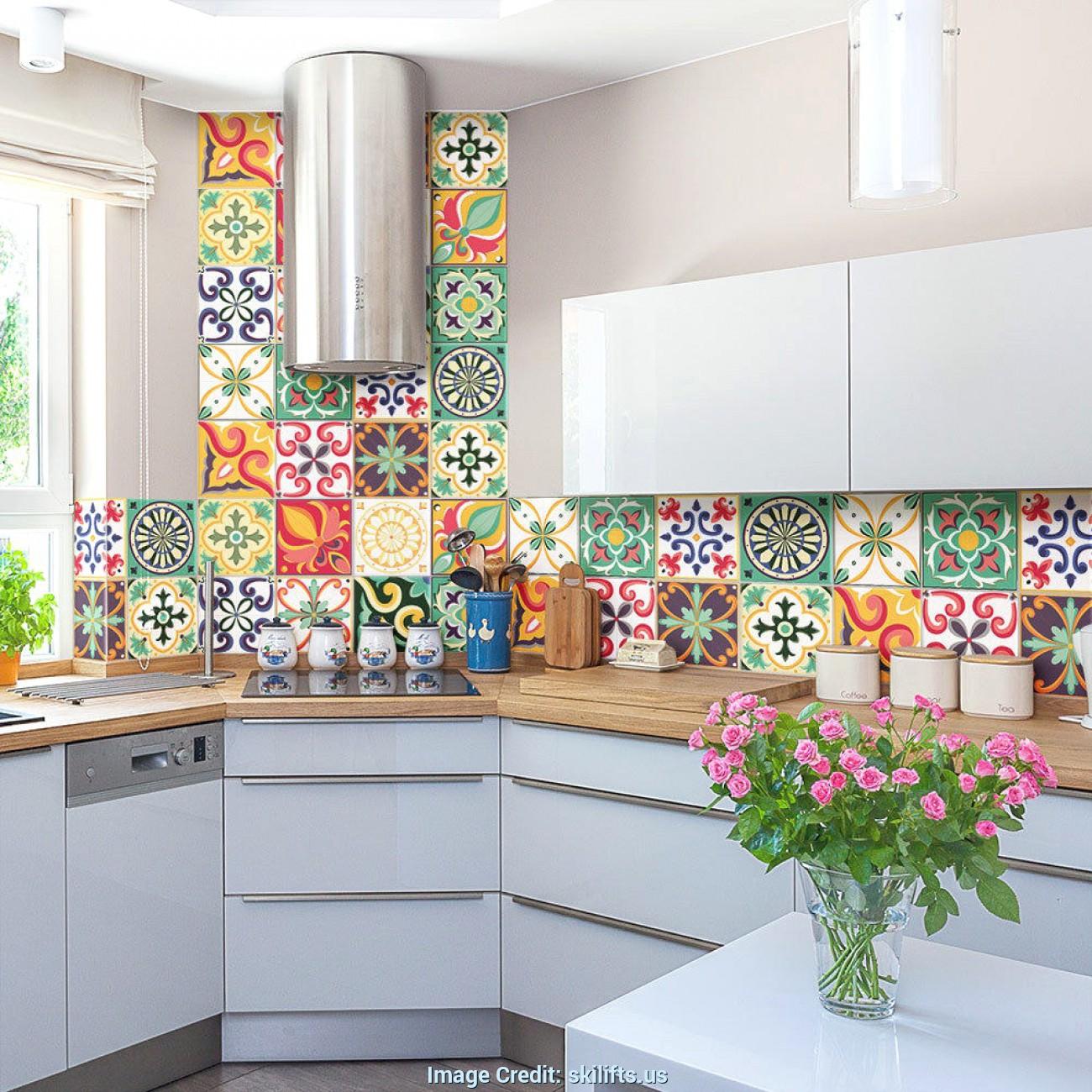 Bellissimo piastrelle in pvc adesive per cucina 9943 habitante - Piastrelle cucina economiche ...