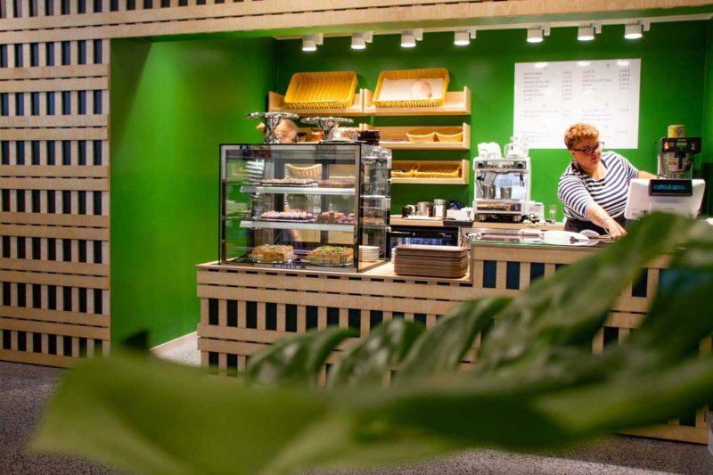 la caffetteria AaBakery