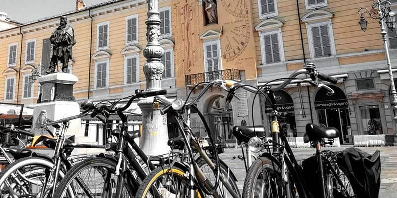 Parma prima in classifica per la mobilità sostenibile