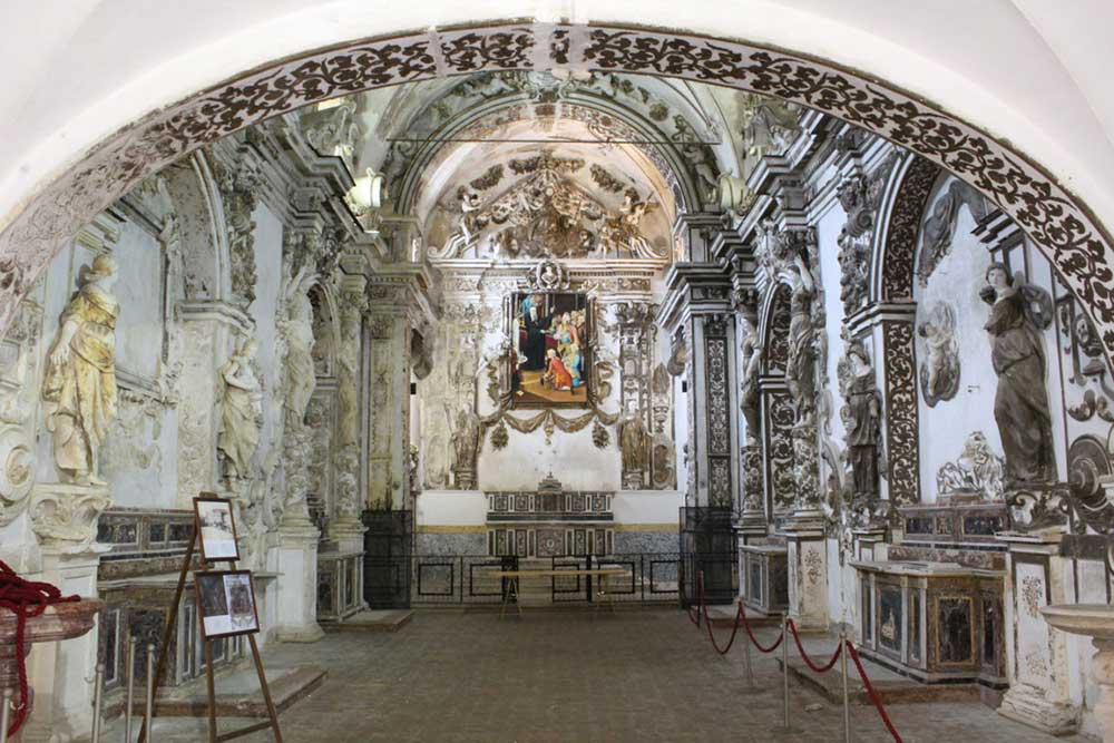 Chiesa di_Santa Caterina Sambuca di Sicilia