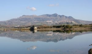 Panorama di Sambuca