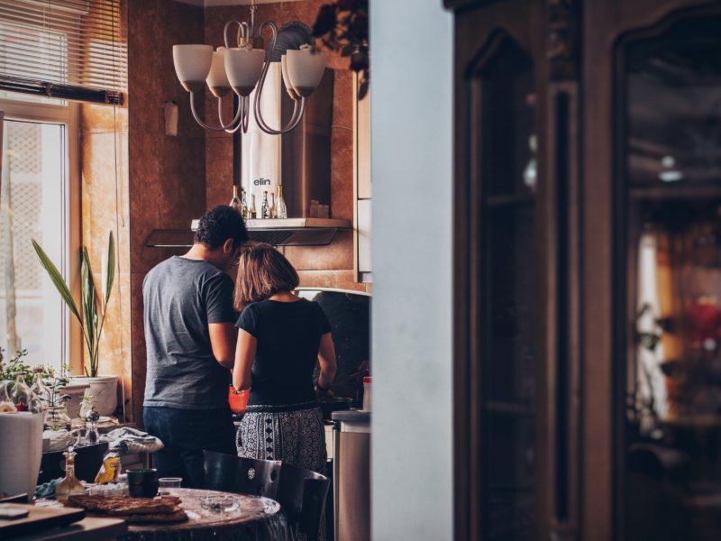 arredare casa in coppia