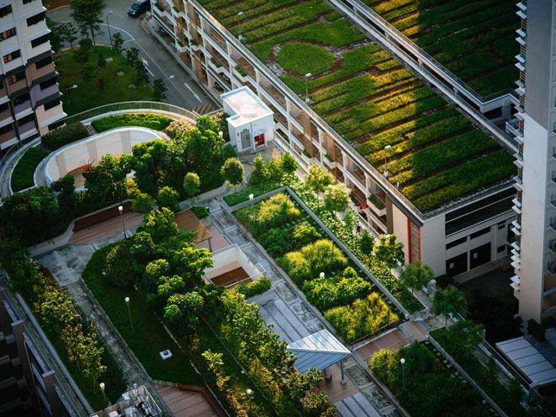 le città più green del mondo