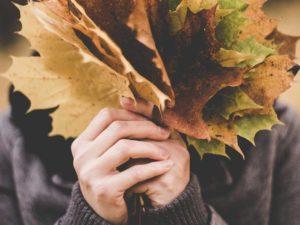 colori autunno interior design
