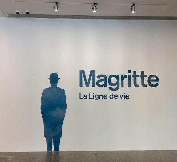 mostra Magritte Lugano