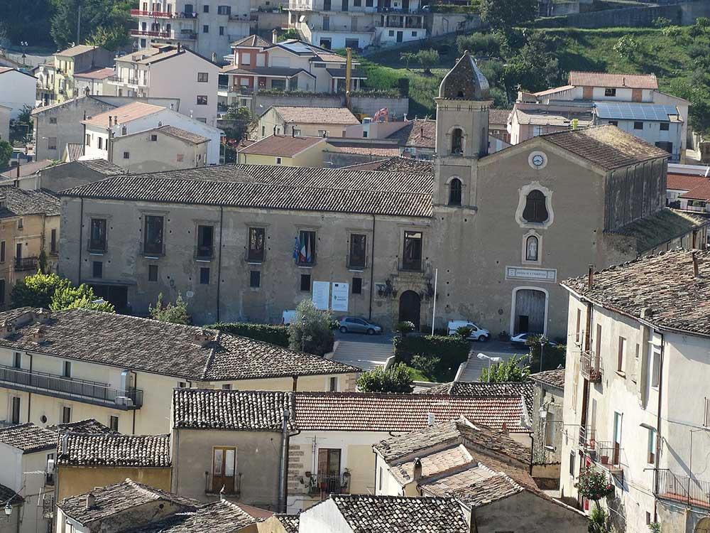 borgo calabria Altomonte