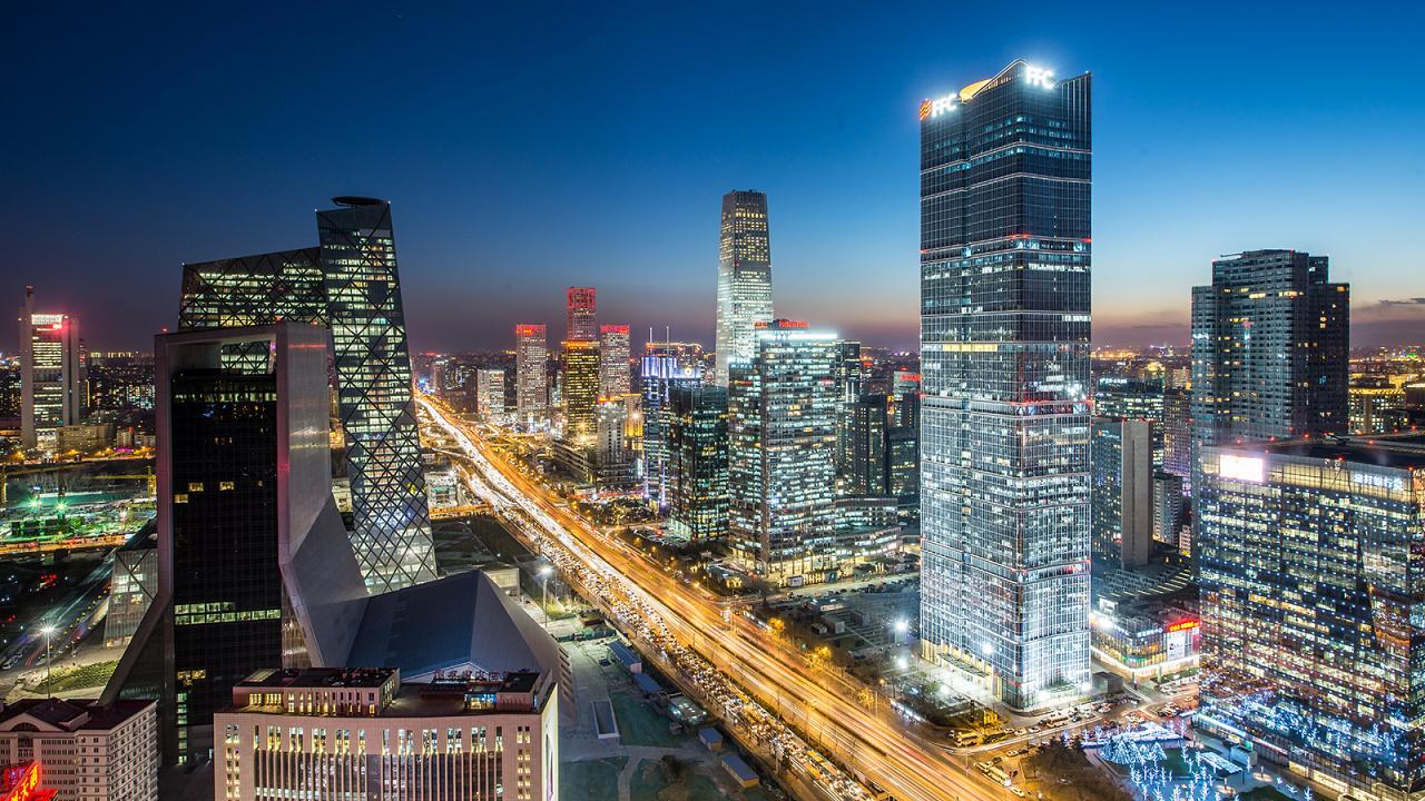 Pechino seconda città più polosa del mondo