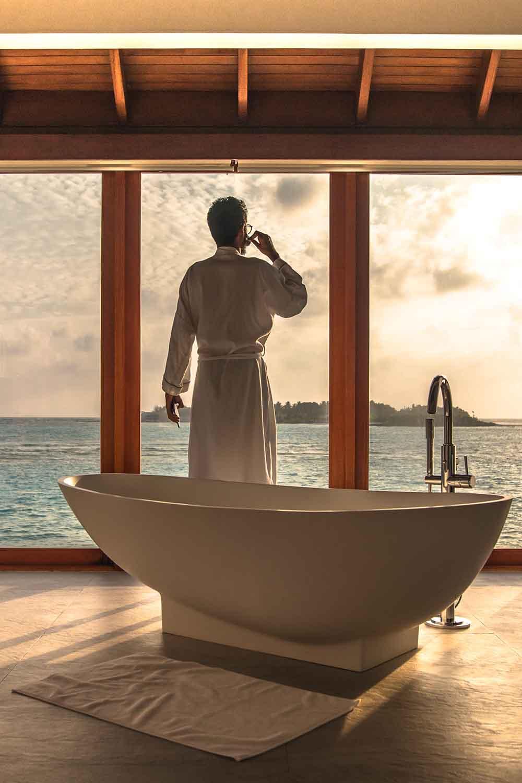 bagno spa in casa