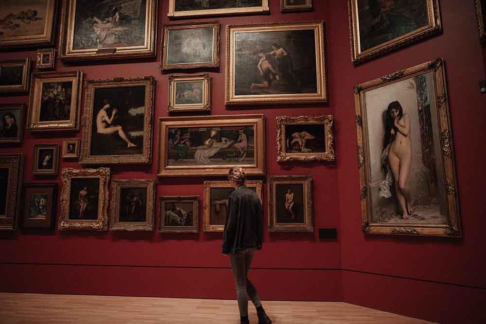 terapia nei musei