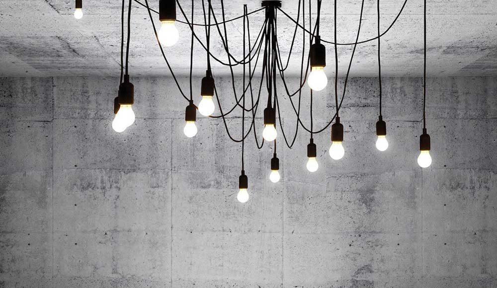 Lampade A Sospensione Allaperto : Perché le lampade possono rendere esclusivo il design di un