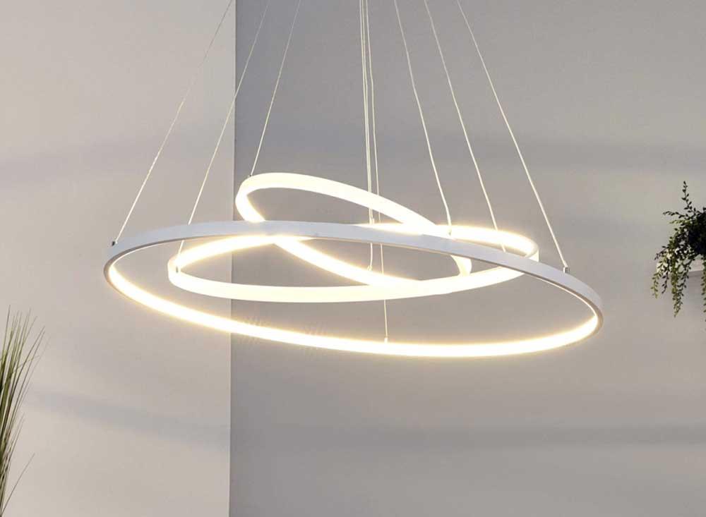 scegliere il lampadario moderno