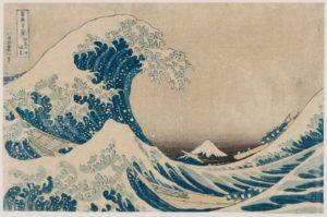 Hokusai Hiroshige Oltre l'onda