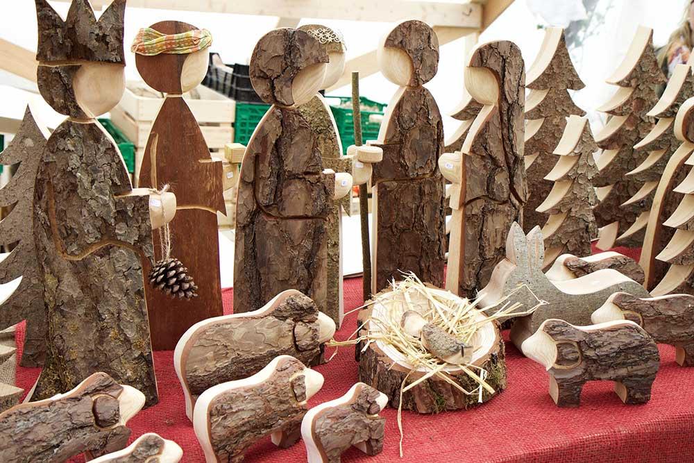 presepe legno